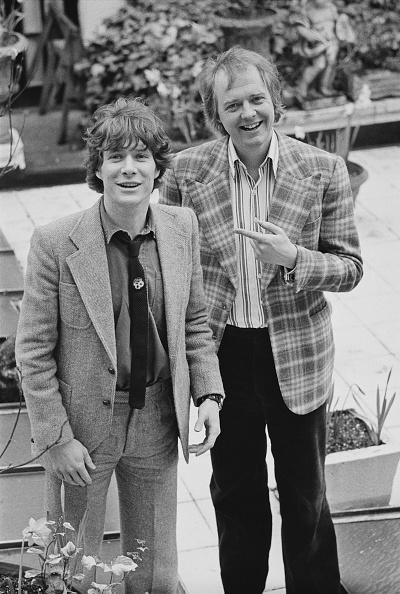 Men「Paul Jones with Tim Rice」:写真・画像(2)[壁紙.com]