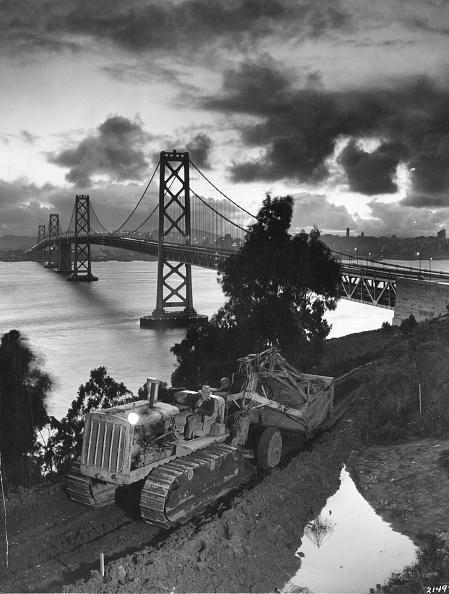San Francisco-Oakland Bay Bridge「The Bay Bridge」:写真・画像(12)[壁紙.com]
