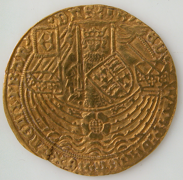 Patriotism「Coin With Rose Noble And Edward Iv」:写真・画像(10)[壁紙.com]