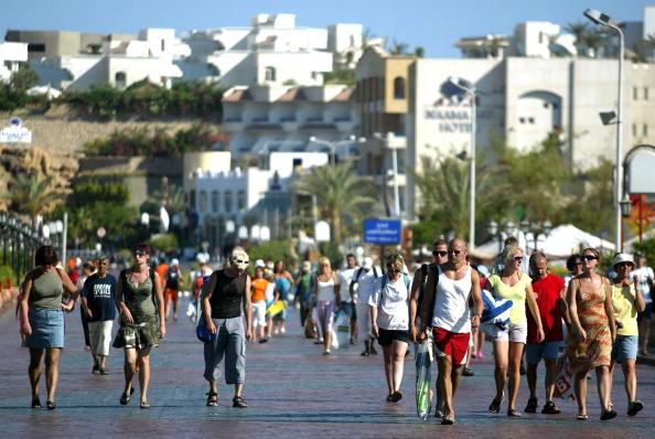 Uriel Sinai「Egyptian Tourism Suffers After Sharm Bombings」:写真・画像(6)[壁紙.com]