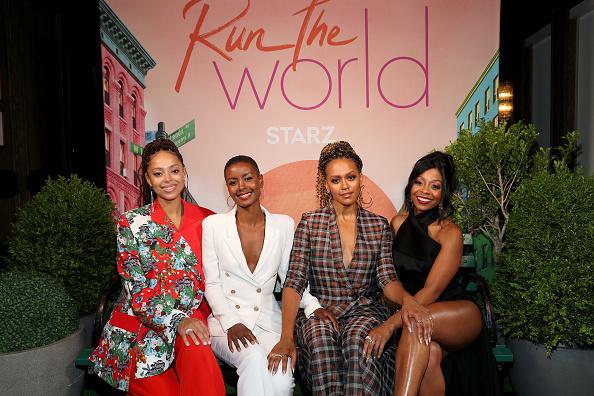 Bennett Raglin「Run the World NYC Premiere Event And Screening」:写真・画像(0)[壁紙.com]