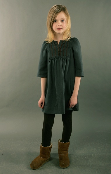 "Elle Fanning「""The Nines"" 2007 Sundance Portrait Session」:写真・画像(13)[壁紙.com]"