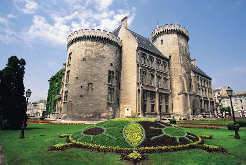 Nouvelle-Aquitaine「French castle」:スマホ壁紙(18)