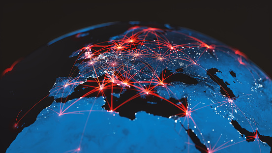 Viral Infection「Global Spreading」:スマホ壁紙(19)