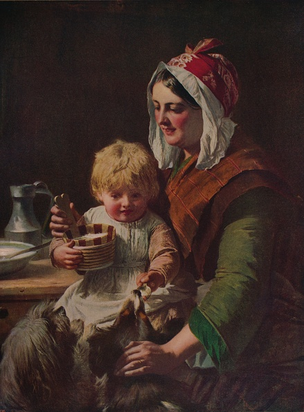 Domestic Animals「Meal Time」:写真・画像(19)[壁紙.com]