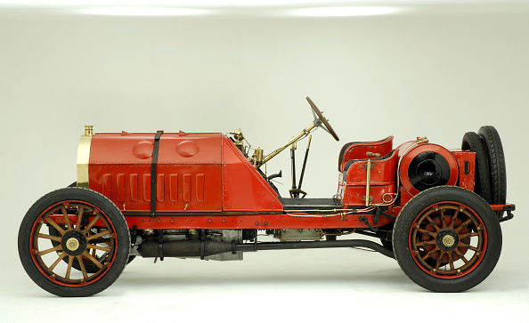 Model - Object「1907 Itala」:写真・画像(9)[壁紙.com]