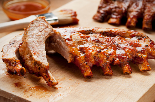 Pork「Barbecue Ribs」:スマホ壁紙(19)
