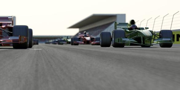 Motorsport「Startin g a Race」:スマホ壁紙(5)