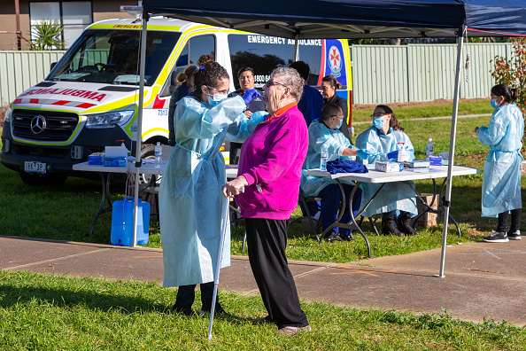 Melbourne - Australia「COVID-19 Testing Increased Across Melbourne As Coronavirus Cases Continue To Rise」:写真・画像(10)[壁紙.com]