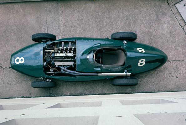 Motorsport「1958 Vanwall Viewed From Above.」:写真・画像(7)[壁紙.com]