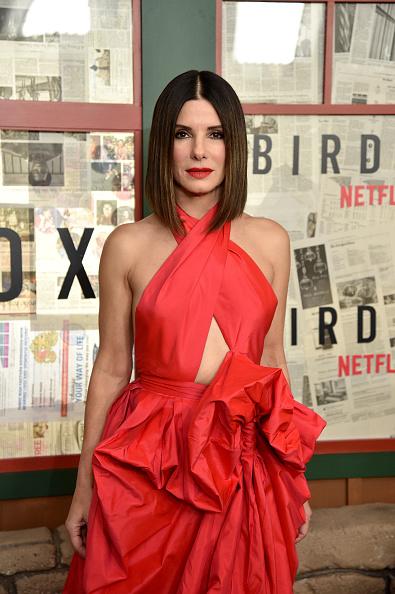 "Red Lipstick「New York Special Screening Of The Netflix Film ""BIRD BOX""」:写真・画像(10)[壁紙.com]"