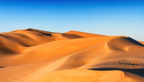Remote Location「Great Sand Sea, Libyan Desert, Africa」:スマホ壁紙(4)