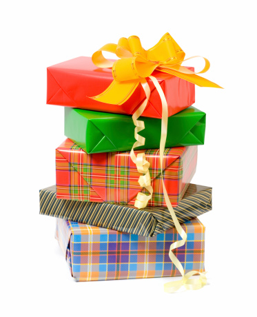 Christmas Paper「Gifts boxes」:スマホ壁紙(16)