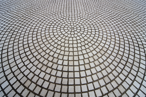 Paving Stone「Pavement Mosaic, Taipei」:スマホ壁紙(9)