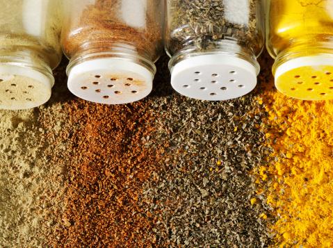 Tasting「Spices and bottles」:スマホ壁紙(2)