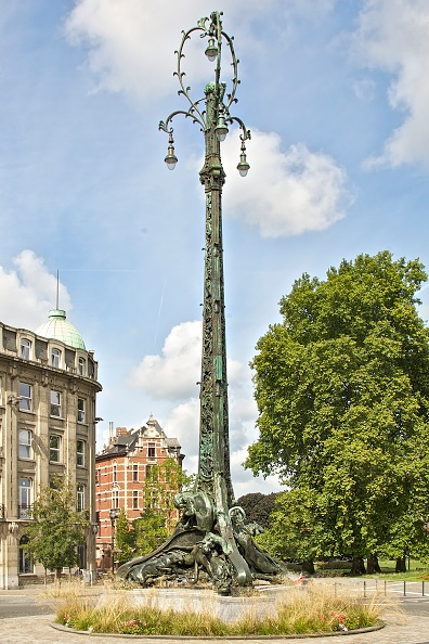 Architectural Feature「Lamp Column」:写真・画像(19)[壁紙.com]
