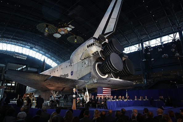 Politics「Vice President Mike Pence Chairs National Space Council Meeting」:写真・画像(17)[壁紙.com]