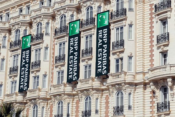 BNP Paribas「France, Cannes 10th March 2009 MIPIM, the world's biggest property fair」:写真・画像(7)[壁紙.com]