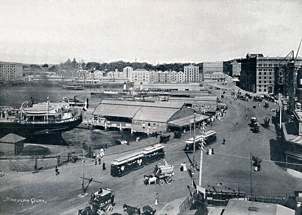 1900「Circular Quay」:写真・画像(4)[壁紙.com]
