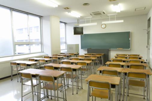 Board Eraser「Empty classroom」:スマホ壁紙(7)