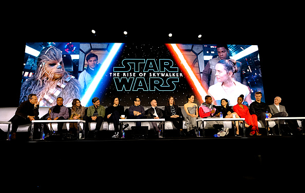 Star Wars「The Stars And Filmmakers Of Star Wars: The Rise Of Skywalker At The Global Press Conference」:写真・画像(16)[壁紙.com]
