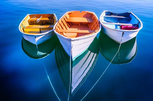 Recreational Boat「Trident of Rowboats」:スマホ壁紙(8)