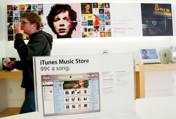 Loading「Apple iTunes Music Store Sells Over One Million Songs」:写真・画像(6)[壁紙.com]