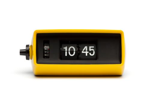Number「Retro digital flip clock」:スマホ壁紙(5)