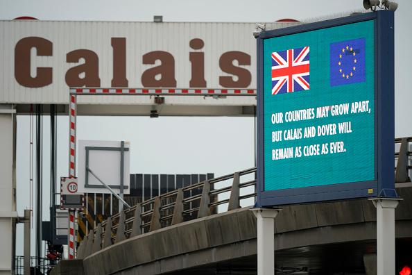 Calais「Activity At Calais As The UK Enters Brexit Transition Period」:写真・画像(0)[壁紙.com]