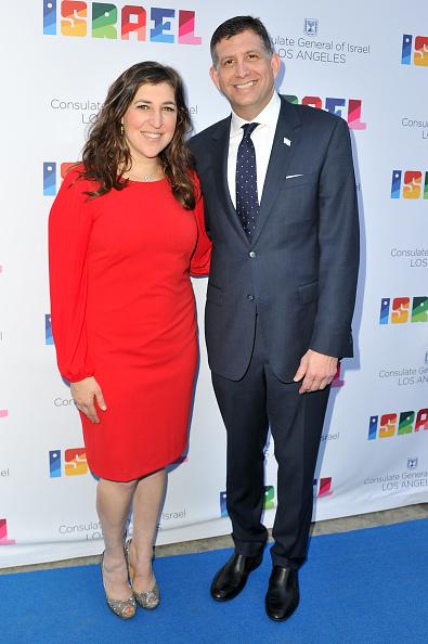 Metallic Shoe「The Consul General Of Israel, Los Angeles, Sam Grundwerg Hosts Private Celebration Of The 70th Anniversary Of Israel」:写真・画像(19)[壁紙.com]