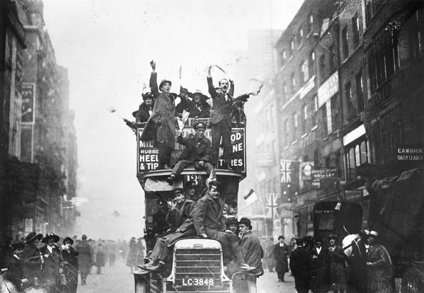 World War I「A Peace Bus」:写真・画像(10)[壁紙.com]