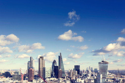 London Bridge - England「London skyline」:スマホ壁紙(4)