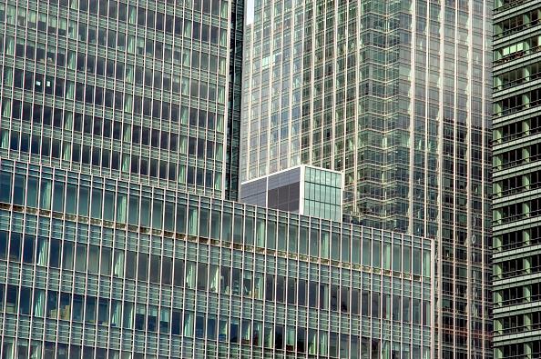 Light Effect「Close up detail of Canary Wharf tower, London」:写真・画像(18)[壁紙.com]