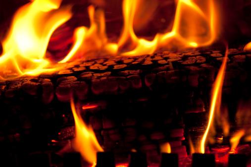 Log「Burning Fire」:スマホ壁紙(11)