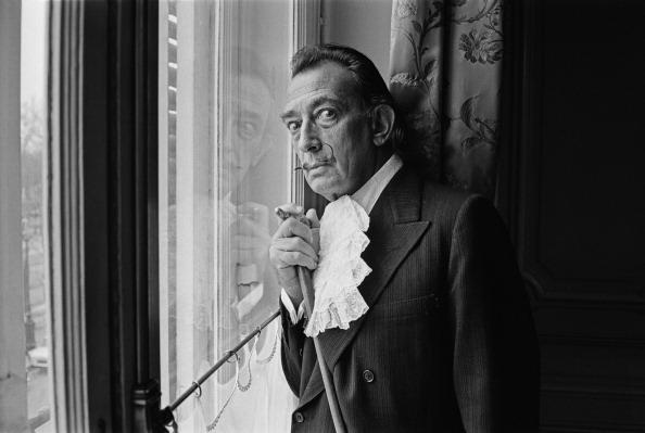 Archival「Salvador Dali」:写真・画像(5)[壁紙.com]