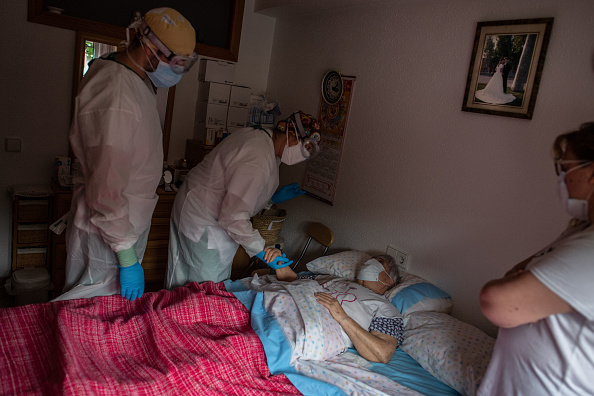 Visit「Focus On The Primary Health Care System In Spain」:写真・画像(7)[壁紙.com]
