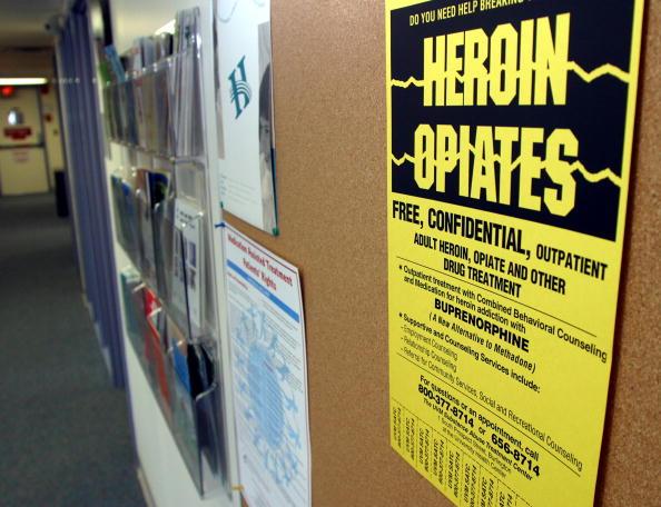 Drug Overdose「Alternate Heroin Withdrawl Treatment」:写真・画像(3)[壁紙.com]