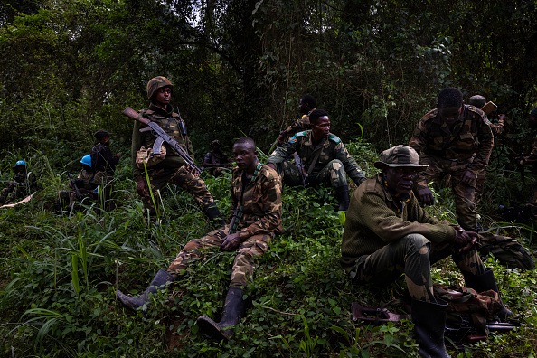 Army Soldier「ADF Terror Group Attacks In Eastern DR Congo」:写真・画像(2)[壁紙.com]