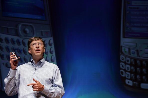 Note Pad「Bill Gates Addresses Students At Columbia University」:写真・画像(19)[壁紙.com]