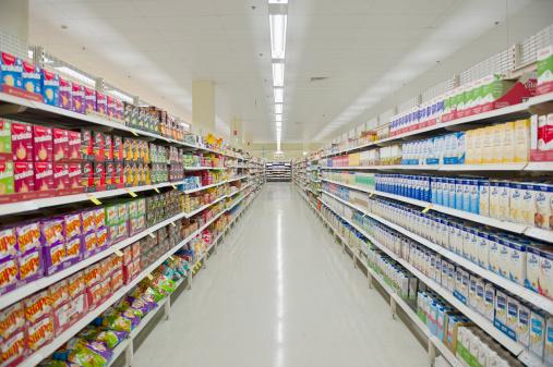 Store「Supermarket Aisle」:スマホ壁紙(14)