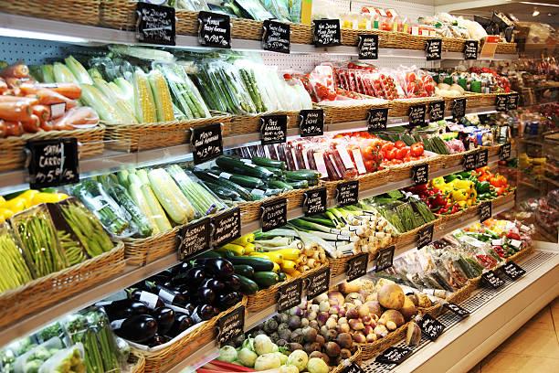 Supermarket:スマホ壁紙(壁紙.com)