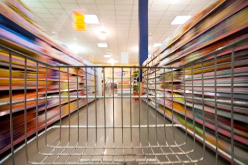 Running「Supermarket」:スマホ壁紙(17)