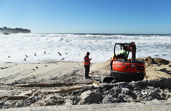 Effort「Wild Weather Across NSW Causes Widespread Damage」:写真・画像(2)[壁紙.com]
