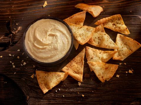 Crunchy「Hummus with Baked Pita Chips」:スマホ壁紙(5)
