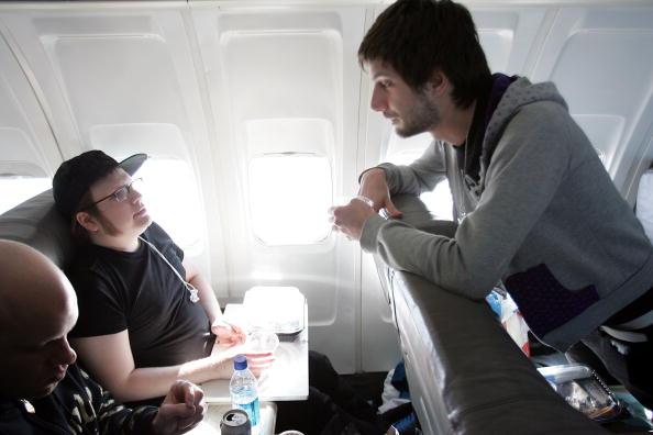 "Passenger Cabin「MTV Presents ""Infinity Flight 206 With Fall Out Boy""」:写真・画像(13)[壁紙.com]"