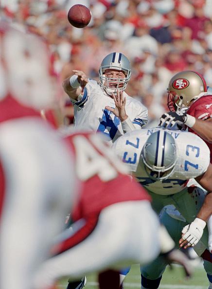 ダラスカウボーイズ「San Francisco 49ers vs Dallas Cowboys」:写真・画像(11)[壁紙.com]