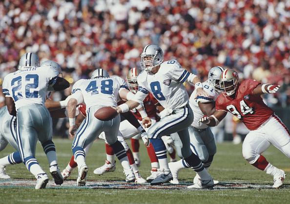 ダラスカウボーイズ「Dallas Cowboys vs San Francisco 49ers」:写真・画像(9)[壁紙.com]