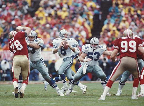 ダラスカウボーイズ「San Francisco 49ers vs Dallas Cowboys」:写真・画像(4)[壁紙.com]