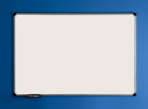 Whiteboard - Visual Aid「Empty Whiteboard」:スマホ壁紙(5)