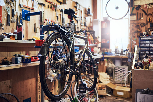 Workshop「This bike needs some TLC」:スマホ壁紙(19)